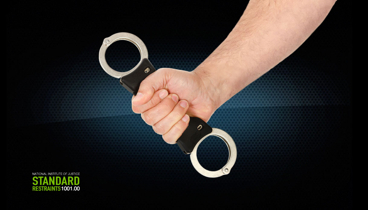 S-TEN CUFF rigid handcuff GRIP