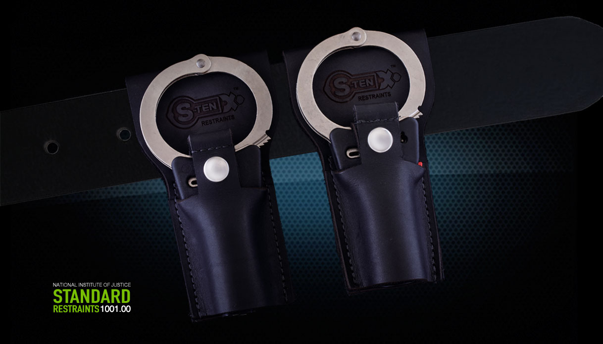 S-TEN CUFF handcuff HOLSTERS